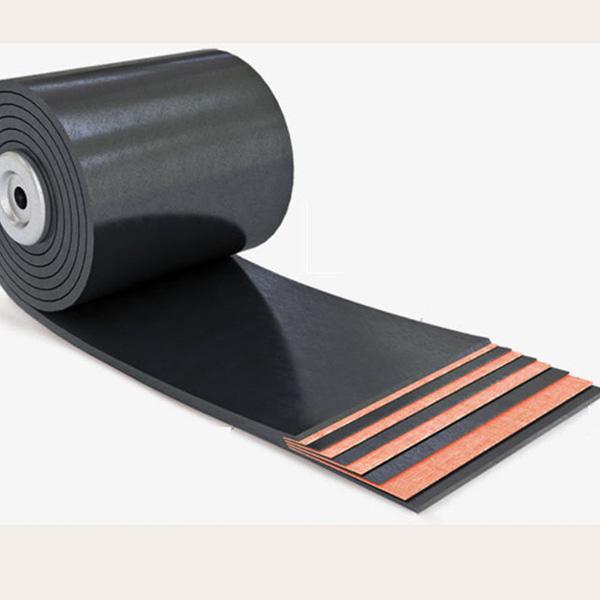 Introduction and maintenance of herringbone conveyor belt