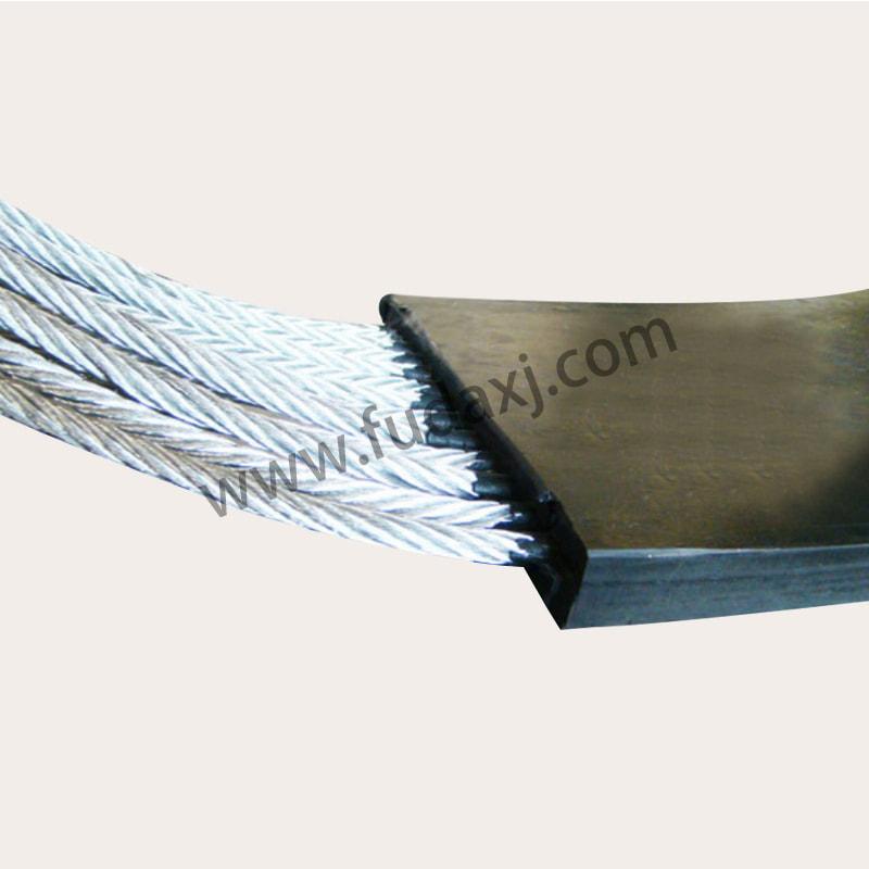 ST cord conveyor belt
