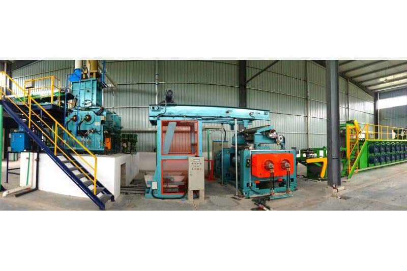 FUDA investment automatic mixing center